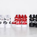 RT @ComplexMag: Sorry, hypebeasts. The Supreme x Nike Air Force 1 will not be sold in NYC. http://t.co/O5A4o3iIY3 http://t.co/IjPA7wtq6x