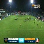 #CampeonatoEcuatoriano @IDV_EC 3 @LDU_Oficial 1 final del partido http://t.co/psJz9Vol0i