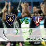 """RT @LaRedEcuador: Independiente del Valle hizo respetar su localía y venció a la """"U"""" http://t.co/9Pblfki3pJ http://t.co/OpK8YWle3l"""