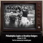 On this day in 1939... football met TV. #NFLHistory http://t.co/qUXnhW4vSe
