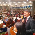 MT @geoffmeggs: Full house at Chinatowns Floata as @MayorGregor introduces entire @VisionVancouver team http://t.co/o05vYHOmgR #vanpoli