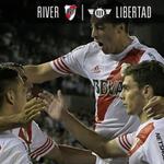 RT @DiarioOle: FP | #River le ganó 2(5) - 0(1) a #Libertad y ahora irá con Estudiantes en cuartos. Los goles ▶http://t.co/u7QXMYuDPd http://t.co/PrypqDnTjv