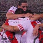 RT @TodaPasion: River cumplió con el trámite y avanzó a cuartos de la Sudamericana http://t.co/7OFbkvQ05G http://t.co/XjLNz0GLnc
