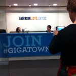 Havent #gigatownDunedin companies come on board in support of their city getting gig! http://t.co/tXapjs7Bmx