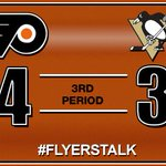 Under 3 minutes to go, Marcel Goc pulls the #Penguins within a goal... http://t.co/bomrddW16a