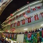 A PUC tá com Dilma. #13rasilTodoComDilma http://t.co/BrZf5PZjm3