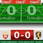 RT @FutbolNica: Medio Tiempo: Real Esteli 0-0 Managua FC | Transmisión EN VIVO por http://t.co/6leBzDuXCn | http://t.co/2y9ZsbSnlY http://t.co/S1duti3rpv
