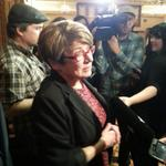 JWL says she will most definitely not be running for mayor next time around #wpg14 http://t.co/cE3roexX91
