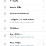 Tagar #PTK243 Jadi Local Trend http://t.co/r8lh36e85l
