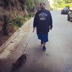 Day 17 of no added or processed sugar. Down 20 pounds. Feeling so good, I'm hiking the hills with my wiener out.