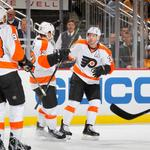 FINAL: @NHLFlyers (5) - @penguins (3) Recap: http://t.co/tKo1OwoZqY #PHIvsPIT #RivalryNight http://t.co/a0xEWVhmui