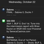 RT @jonathan_koziol: Thanks #Sabres app for the notification that the game is already over. They conceded it? I guess Ill just go to bed. http://t.co/0bU3ImZl23