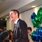 ICYMI: Brian Bowman is #Winnipegs new mayor. Full story: http://t.co/OEPbnEjxOx #cbcmb #wpg14 @BrianBowmanWpg http://t.co/7iwEsSvC22