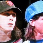 Timmy Lincecum. Be a lot cooler if you did(nt get hurt.) #WorldSeries http://t.co/bBMvOAdLGe