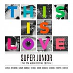 RT @allkpop: Super Junior release their repackaged album This Is Love http://t.co/z06f563CAR http://t.co/TU4EVLTCHF