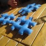 RT @GigaShon_: Hashies in the #gigatowndun sunshine, promoting the comp! http://t.co/VcyfVu8Sju