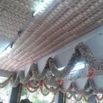 RT @rishibagree: In Amalapuram Vasavi Temple decorated by 1.08 Cr worth of currency Notes #Diwali2014 #HappyDiwali http://t.co/6ngCQxRQwo