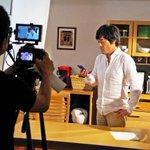 RT @AnimeAnime_jp: 「クレヨンしんちゃん」に初の実写CM登場 主演・藤原啓治!全4話で男の生き方も表現 http://t.co/PxmHVrJu5m #kuresin http://t.co/h4A91xwuEw