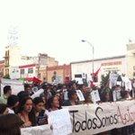 """""""Los jóvenes no somos el futuro, somos el presente"""" #ITESOConAyotzinapa #AccionGlobalAyotzinapa #EPNBringThemBack http://t.co/UykJ0AiLzX"""