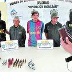 Caen miembros de banda criminal dirigida por sexagenario http://t.co/pnCEqUFOAG #Honduras http://t.co/79CI5W984t