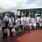 Los médicos cubanos enviados a África no serán repatriados a la isla si se contagian de ébola http://t.co/PBue12x0IQ http://t.co/kbc3z48GA7