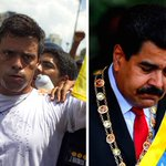 ¡CAE EL DICTADOR! Popularidad de Leopoldo López se eleva a 45,6 y la de Maduro baja http://t.co/lMlL6wNEHh http://t.co/FUciSahmB2
