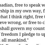 A reminder of who you are, Canada. From Prime Minister John Diefenbaker. #ottawa #cdnpoli #ableg http://t.co/uMmFb8gdOz