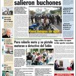 """RT @ChuoTorrealba: """"Para robarlo matan a escolta del jefe del SEBIN. Crimen ocurrió a 40 metros del Palacio de Justica"""" Diario La Voz http://t.co/meDqlzBwlZ"""