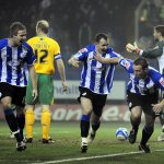 29/11/08 was @NorwichCityFC s last visit to Hillsborough when #swfc claimed a 3-2 win (McMahon, Clarke, Tudgay) http://t.co/youUvktTw1