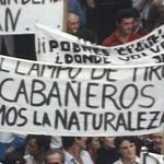 RT @WWFespana: Cabañeros se salvó del campo de tiro. Hoy el @PPopular pretende convertirlo en coto de caza #DefiendoMisParques http://t.co/geV8S0uBcu