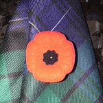 Please wear a poppy today for our fallen soldiers. #CanadaStrong @BTtoronto http://t.co/NOvX28R6XK