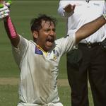 RT @CricketAus: Sarfraz Ahmeds last five Test innings: 55, 52*, 103, 55 and 100* off 80 balls today! http://t.co/CrETMe8b81 #PAKvAUS http://t.co/C7tFVZgfI8