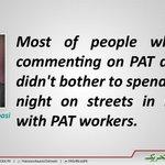 RT @Hassan00786: Stand with Pakistan Awami Tehreek #HazaraStandsWithPAT #GoNawazGo @RaheeqAbbasi http://t.co/ll0jH3djGI