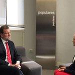 Presidente de España recibió a Tintori y expresa preocupación por situación de Leopoldo López. http://t.co/daYdq07hqY