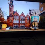 RT @sturzaker1: Lovely to wake up to this on @ITVCentral @DAN_GRAVESPIX @ikongallery @Wild_in_Art @thebighoot2015 http://t.co/YSfsZEr0xf