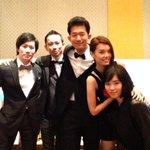 RT @tiff_site: これからレッドカーペット! #TIFFJP #東京国際映画祭 with 愛の小さな歴史 @tokyonewcinema http://t.co/QUsO5GKDMF