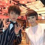 RT @tiff_site: これからレッドカーペット! #TIFFJP #東京国際映画祭 with 岡本あずさ + ハリー杉山 http://t.co/nS6KJnD2Ab