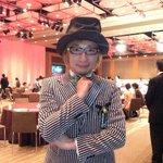 これからレッドカーペット! #TIFFJP #東京国際映画祭 with くるみ割り人形 増田セバスチャン @sebastea http://t.co/YZcXzoCHov