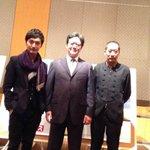 これからレッドカーペット! #TIFFJP #東京国際映画祭 with 2014東京・中国映画週間 ジャッヂ・アーチャー http://t.co/y1h6VeA8Mv