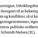 Dagens bedste citat om det selvmodsigende i at tage udviklingpenge til asylområdet: http://t.co/JpMopYZq0d #dkpol http://t.co/zY9nIGQjBP