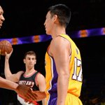 HIGHLIGHTS: Lin, Randle & Johnson lead the Lakers past Portland - http://t.co/LeiqP56p0X http://t.co/zjrYbcOi5t