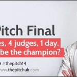 For all you early risers, ITS THE PITCH FINAL TODAY! http://t.co/Uwg8EI84E6 #thepitch14 #startups http://t.co/wJRMUgAN6Q