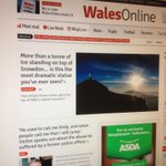 RT @JohnTJackson: Amazing @womenspire makes it to front page of @WalesOnline TY @CakeComms #agilenation http://t.co/TwQuDdjwMx