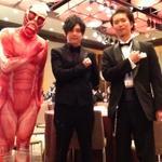 RT @tiff_site: これからレッドカーペット! #TIFFJP #東京国際映画祭 with 劇場版「進撃の巨人」前編~紅蓮の弓矢~ http://t.co/UwKrAKor1Y