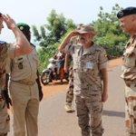 General García-Vaquero llega a Mali para relevo. Mañana toma posesión como Jefe Misión @eutmmali1 @EjercitoTierra http://t.co/hm3OgQlvh6