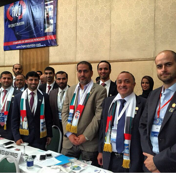 GREAT NEWS #AbuDhabi #UAE to host the World Energy Congress #2019 #WEC_AD_2019 at #ADNEC @Iccaworld #icca #MiCel2014 http://t.co/uN1YVGKI8Y