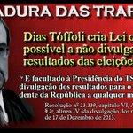 RT @marisascruz: ELEITOR, PODE ISSO NUM PAÍS DEMOCRÁTICO??? RT @RoseStudioFama: Esse cara é louco ou finge?? http://t.co/qvjzgKVbO1