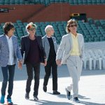 Enter the @RollingStones on @TheAdelaideOval just over 48 hours until they rock the stage #StonesAdelaide http://t.co/VFAAhIJ3XF