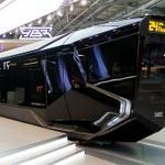 Москвичи смогут увидеть ультрасовременный черный трамвай R1 29 октября посетив ВДНХ http://t.co/T6uX2D8YnF http://t.co/0EwLWOxJxx