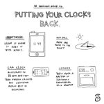 Dont forget to put your clocks back before bed tonight. Heres how. http://t.co/hWjD38ht33